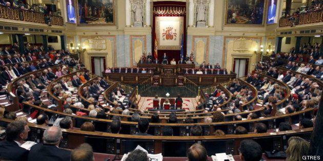 El PP rechaza en el Congreso la propuesta de Izquierda Plural contra la pobreza