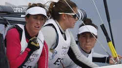 España, oro en el Match Race-Elliott 6m de