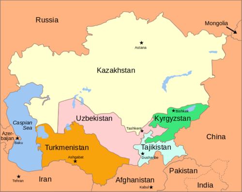 Asia Central, ¿la amenaza fantasma del