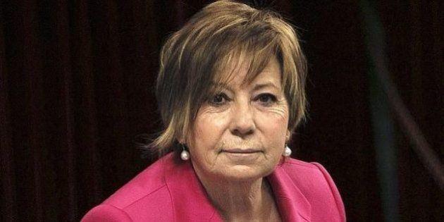 La actuación de Celia Villalobos: