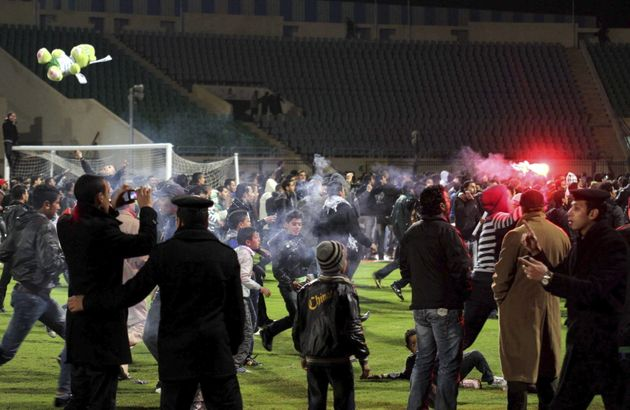 Egipto, el fútbol de la ira y la