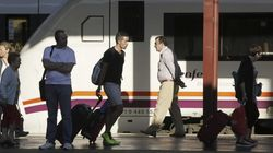 Renfe garantiza el 77% de los trenes Larga Distancia en la huelga de