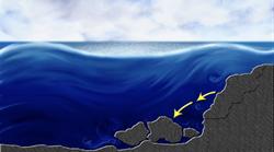 Más de 240 terremotos provocados en el Golfo de