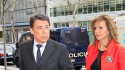 La mujer de Ignacio González, imputada por presunto blanqueo de