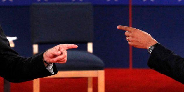 Debate EEUU: Barack Obama y Mitt Romney se enfrentan en un tercer y decisivo cara a cara (EN