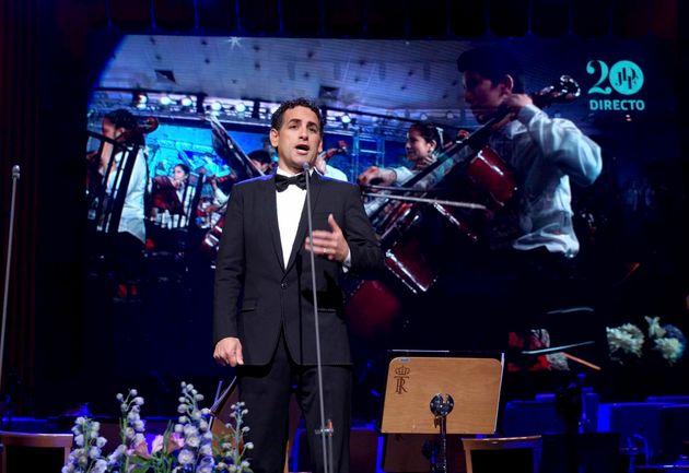 La voz de Juan Diego