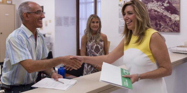 Declaración renta Susana Díaz: Cobra 60.000 euros y su marido,
