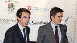 Blesa al hijo mayor de Aznar: