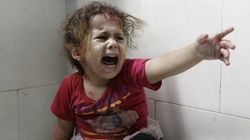Al menos 20 muertos palestinos en las primeras horas de invasión en