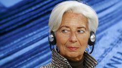 Lagarde quiere repetir en el