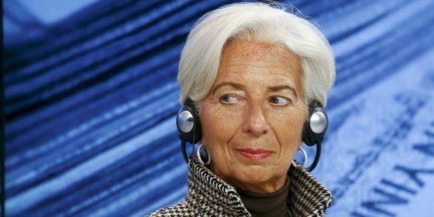 Lagarde optará de nuevo a liderar el