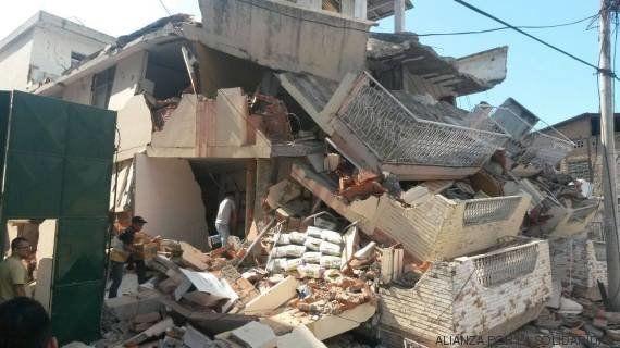 Terremoto en Ecuador: angustia tras una semana de búsqueda entre los