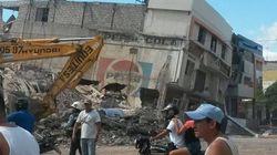 Angustia en Ecuador tras una semana de búsqueda entre los