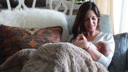 Sara Carbonero presume de hijo en su blog
