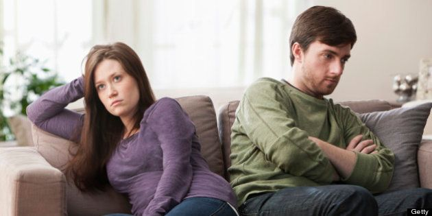 Siete señales que indican que el divorcio es inminente y que la culpa es