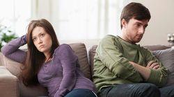 Siete señales de divorcio inminente (y de que la culpa es
