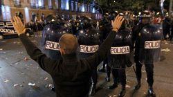 25-S: Más de 20 detenidos en las protestas en torno al Congreso de los Diputados (VÍDEOS, FOTOS,