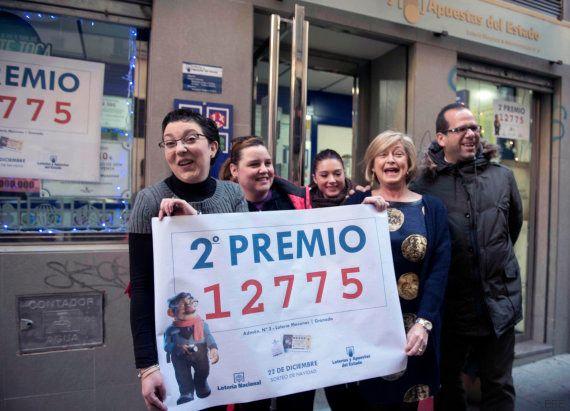 Lotería de Navidad: el 12.775, agraciado con el segundo