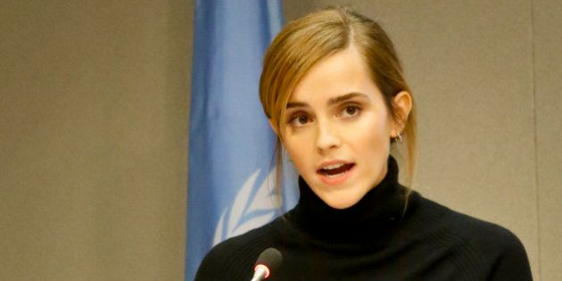 El mensaje viral de Emma Watson que pide el voto para Hillary Clinton... sin