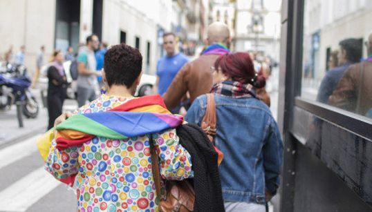 Chueca: el barrio donde siempre brilla el arcoiris