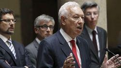 Margallo ofrece diálogo a Londres, pero si retira el
