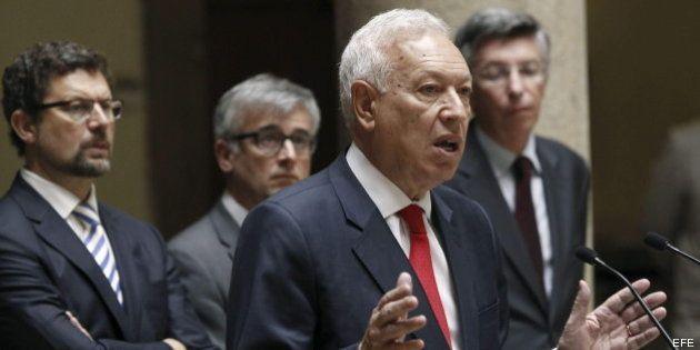 Margallo pide un gesto sobre Gibraltar: