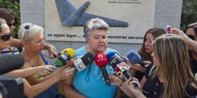 Las víctimas del accidente de Spanair aún buscan justicia en el quinto aniversario de la