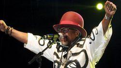 El rey de la rumba congoleña, Papa Wemba, fallece en pleno concierto en Costa de