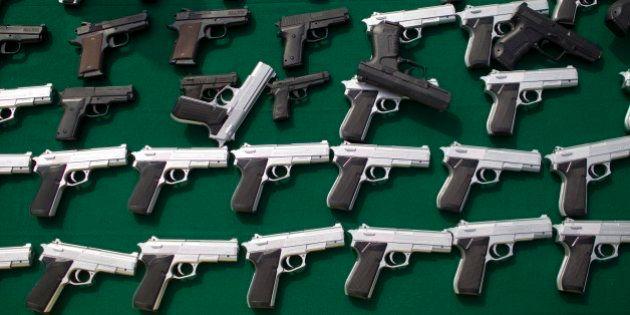 El 99.9% de los americanos conocerá al menos a una víctima de arma de fuego en su