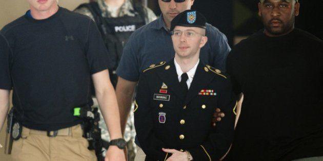 EEUU pide 60 años de cárcel para Manning por violación de la ley de espionaje y robo de