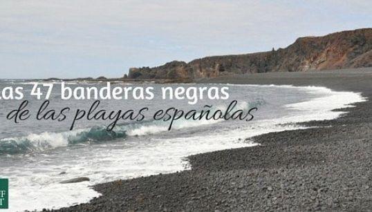 Estas son las playas de España con bandera