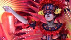 Carnaval en el Sambódromo y otras 13 fotos que no te puedes