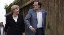 ¿Qué han comido Merkel y