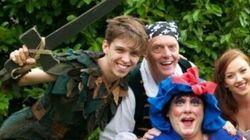 ¿Peter Pan hace un Lenny
