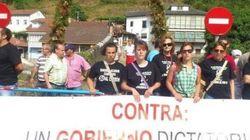 Abucheos e insultos a la reina en Asturias