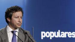 Floriano carga contra el PSOE y niega contactos con