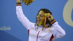 Nuria Marqués, oro en los 400 metros