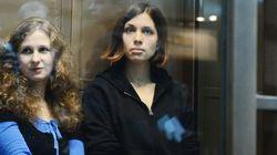 Dos 'pussy riot' y 30 activistas de Greenpeace, amnistiados en