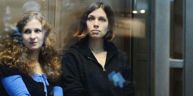 Rusia aprueba una amnistía que beneficiará a dos 'pussy riot' y a 30 activistas de