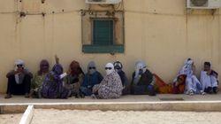 Cooperantes en el Sáhara: