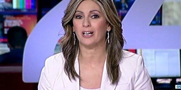 Destituida la responsable de la información de la Diada del 'Telediario
