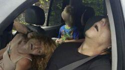 Un niño vive la sobredosis de su madre en el coche