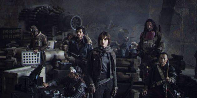 Una filtración desvela detalles de 'Rogue One', el 'spin off' de 'Star Wars' que se estrena en
