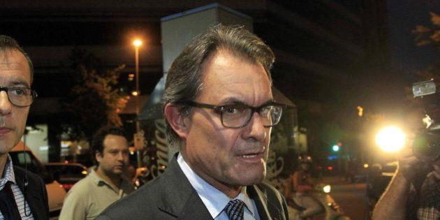 Mas pide a Rajoy que asuma