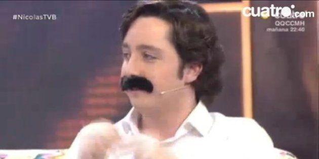 Así imita el 'pequeño Nicolás' a José María Aznar