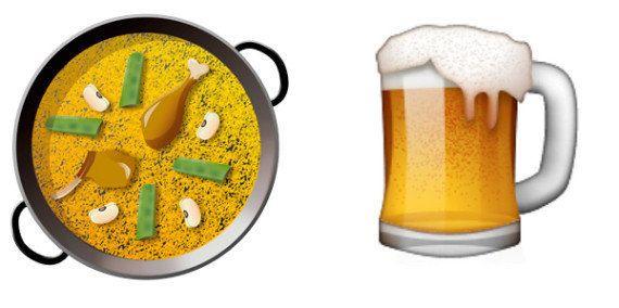 El emoji de la paella ya es una realidad y en junio podrás tenerlo en