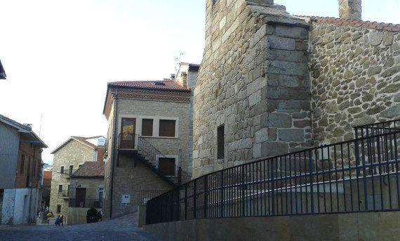 Wi-Fi en la Sierra de Gredos y otras miserias