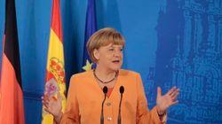 Espaldarazo de Merkel a Guindos para presidir el