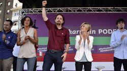 Pablo Iglesias califica Ciudadanos de partido filial del