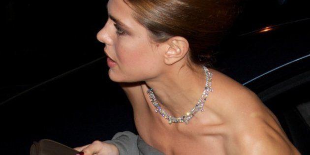 Carlota Casiraghi en Madrid: presenta la exposición de joyas de Cartier en el Thyssen